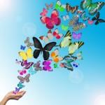 iz ruku leptiri
